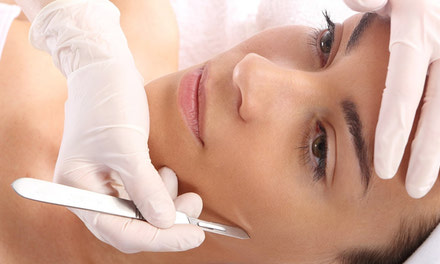 {Dermaplaning Certificate Course}